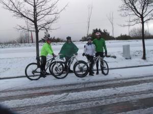 Locas (literalmente) por el ciclismo