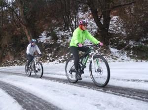 Las bicicletas no son (sólo) para el verano