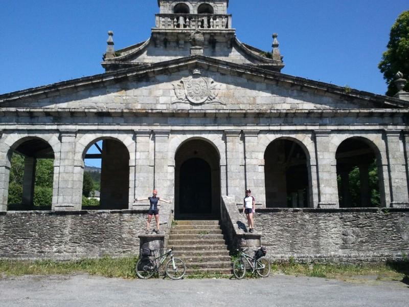 En Vilabade, a 25 km de Lugo