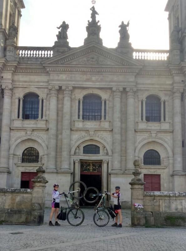 En la Catedral de Lugo